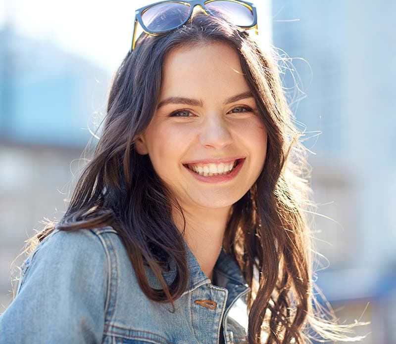 auburn lakes orthodontics spring tx services teens young girl smiling